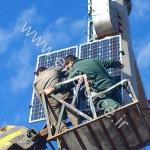 اجرای صفحه خورشیدی-12
