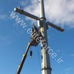 تولید و فروش دکل پایه دوربین-06